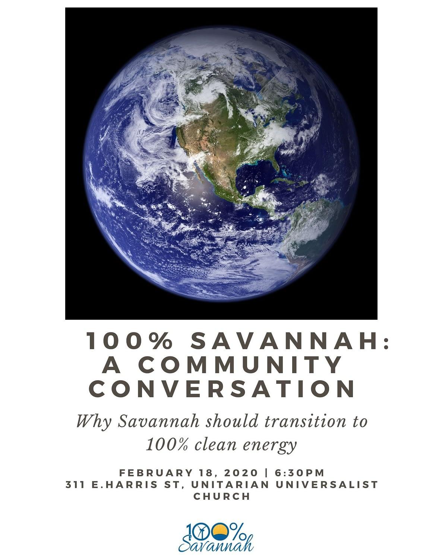 100% Savannah