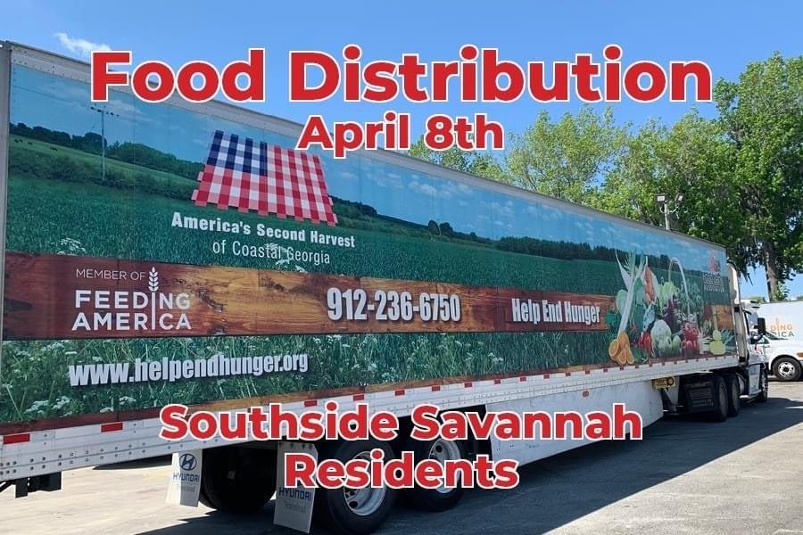 Feeding America — Food Distribution for Savannah's Southside